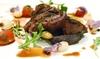 Cru Kitchen & Bar – 50% Off New American Cuisine