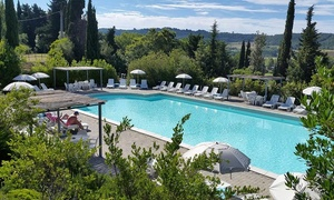 Antico Borgo San Martino: Ingresso giornaliero in piscina con lunch e Prosecco per 2 persone all'Antico Borgo San Martino (sconto fino a 59%)