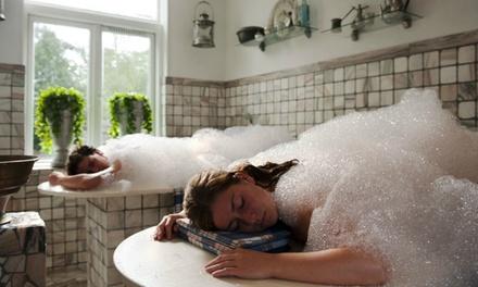 Entree sauna inclusief wellnessbehandeling naar keuze voor 2 personen bij Sauna & Beauty Velp