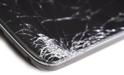 image for Glass or/and LCD <strong>Repair</strong> for iPhones or iPads at Unifix (Up to 61% Off)