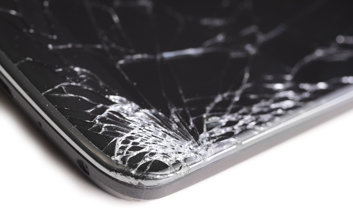Glass or/and LCD Repair for iPhones or iPads at Unifix (Up to 65% Off). 19 Options Available.