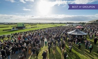 Mothers Day at Hereford Racecourse, Entry for Family with Bottle of Prosecco, Sunday 26 March