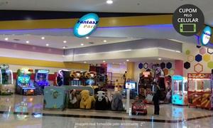 Fantasy Park – Plaza Shopping Carapicuíba: Fantasy Park – Plaza Shopping Carapicuíba: R$ 60 ou R$ 80 entre créditos e bônus