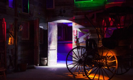 Admission for One, Two, or Four VIP Jump the Line Haunted House at Wisconsin Scaryland (Up to 24% Off)