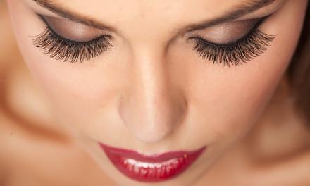 Extensions de cils Pose Mixte Intense ou Volume Russe pour 3h dès 69,90€ au salon Bye-Bye Mascara