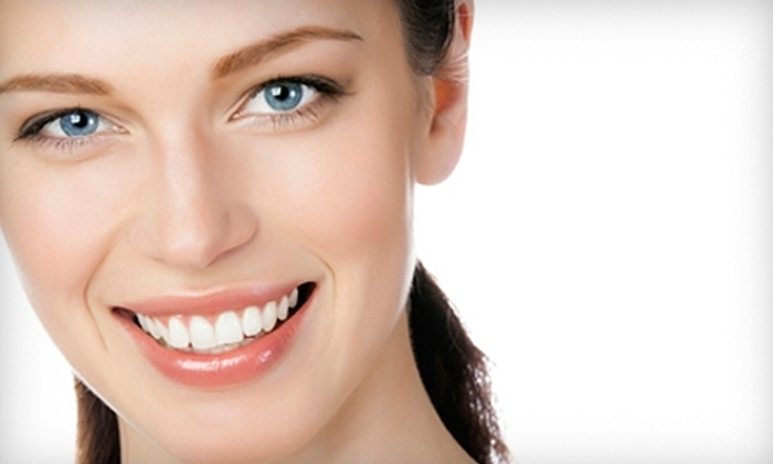 Rangewood Dental - Columbine Estates: Teeth Whitening with Optional Exam, Cleaning, and X-rays at Rangewood Dental (Up to 80% Off)