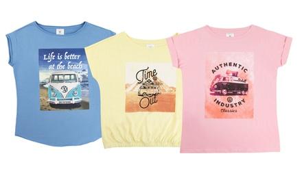 T-shirt da donna Volkswagen