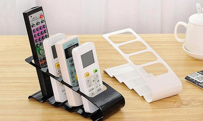 Soporte organizador para mandos a distancia groupon goods - Organizador mandos a distancia ...
