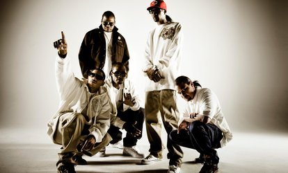 image for V101 Holiday Jam with Bone Thugs-N-Harmony, Ja Rule and Chingy on Saturday, Dec. 9, at 7:30 p.m.