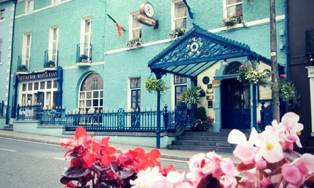 Kilkenny: 1 3 Nights for Two with Breakfast, Cream Tea, Dinner Credit and Late Check Out at Club House Hotel