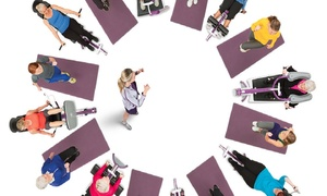 Curves: One- or Three-Month Membership at Curves (Up to 55% Off)