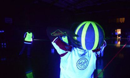 image for Party Package for 20 Kids with Choice of Activity at Glow Active UK (50% Off)