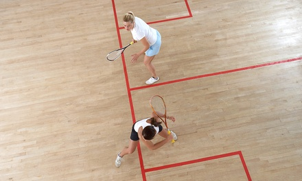 Squash Court Hire: 1 $15, 2 $45 or 10 Hours $150 at Roselands Squash and Fitness Centre Up to $300 Value