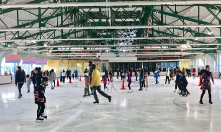 $10 for General Skating Session and Skate Rental For One at Chelsea Piers ($17 Value)