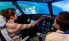 Vol à bord d'un simulateur Airbus A320, pour 1 ou 2 personnes dès 89€