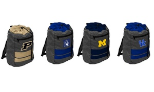 Logo Brands NCAA Journey Backpack