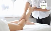 Maktub Centro de Estética - Lago Norte: 4, 8 ou 12 visitas para drenagem linfática + massagem modeladora e relaxante
