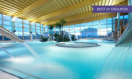 Spa ilimitado y masaje o brunch para 2 personas o bono de 3 sesiones de spa desde 35,95 € en Las Rejas Open Club