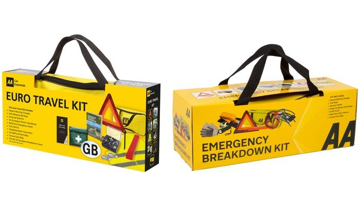 Kit Gmbh aa travel kits groupon