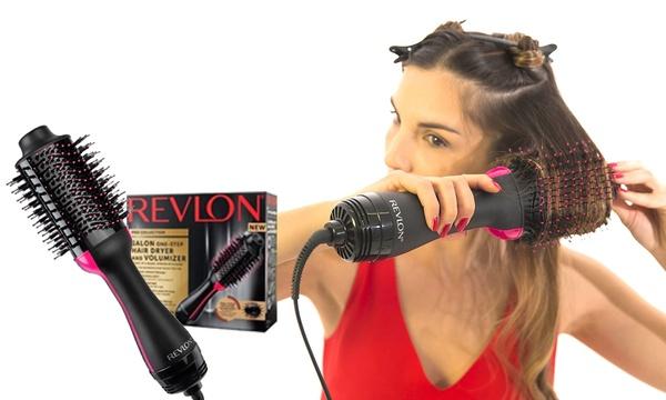Spazzola asciugacapelli volumizzante Revlon Salon One Step RVDR5222E