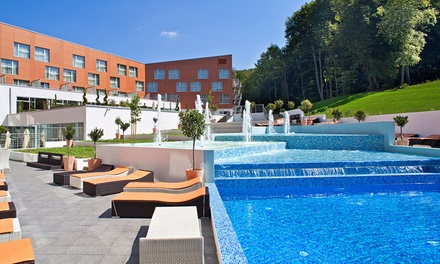 Kroatien: 2-4 Tage für Zwei inkl. Frühstück oder HP und Wellness im 4* Hotel Spa Golfer
