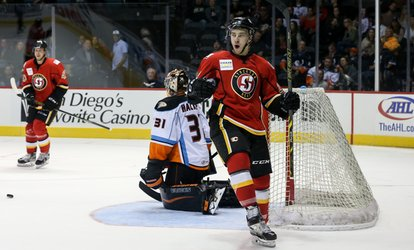 image for Stockton Heat AHL Hockey Game (December 9–January 20)