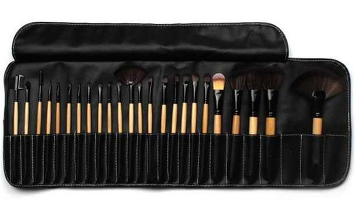 24 makeup brushes and their uses. makeup brush set (24-piece): (24-piece 24 brushes and their uses