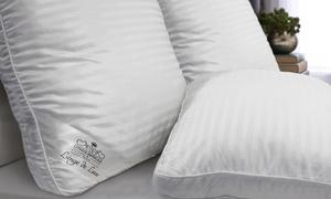 Oreiller gamme Luxe marque Sampur -80% réduction