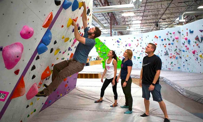 Indoor rock climbing las vegas