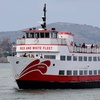 Golden Gate Bay or Bridge 2 Bridge Cruise from Red and White Fleet