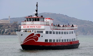 Golden Gate Bay or Bridge 2 Bridge Cruise from Red and White Fleet at Red and White Fleet, plus 6.0% Cash Back from Ebates.