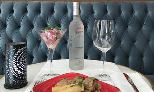Boutique Hotel H10 Villa de la Reina: Menú degustación de alta cocina para 2, 12 platos y botella de vino por 54,95 € en Boutique Hotel H10 Villa de la Reina