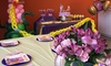 Kingdom and Wheels - Katy Creek Ranch: Knights, Royalty, Kingdom, or Prince and Princess Party Package at Kingdom and Wheels (Up to 31% Off)