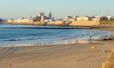 Cádiz: hasta 7 noches para 2 personas con desayuno y late check-out en Hotel Dunas Puerto