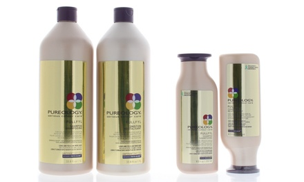 Pureology Fullfyl Shampoo, Conditioner, or Duo (8.5 or 33.8 Fl. Oz.)