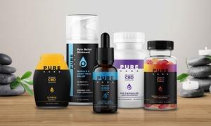 53% Off CBD Products from PureKana CBD