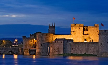 image for King John's Castle Entry Tickets for an Adult and a Child (Up to 42% Off)