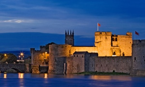 King John's Castle: King John's Castle Entry Tickets for an Adult and a Child (Up to 42% Off)