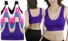 Women's Plus-Size Scoop-Back Padded Bras (6-Pack) : Women's Plus-Size Scoop-Back Padded Bras (6-Pack)