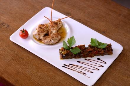 Menu en 5 services pour 2 personnes, en semaine ou le weekend dès 79 € au restaurant Moulin du Gapeau