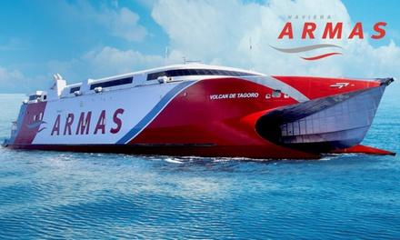 Descuentos en Rutas de Ferry en las Islas Canarias con Naviera Armas