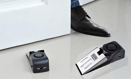 2er oder 4er Set mit Türstopper mit Alarmfunktion, laute Sirene und Schalldruck von ca. 100 Db (bis zu 58% sparen*)