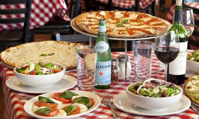 Villa Victoria Pizzeria Restaurant - Montclair Heights: Lunch or Dinner at Villa Victoria Pizzeria Restaurant (Up to 49% Off). Five Options Available.