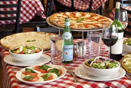 Villa Victoria Pizzeria Restaurant: Lunch or Dinner at Villa Victoria Pizzeria Restaurant (Up to 50% Off). Five Options Available.