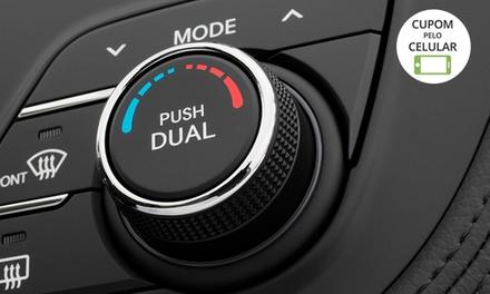 K2 – 4 endereços: carga, limpeza e higienização de cabine de ar, diagnóstico do motor, revisão e mais para 1 ou 2 carros