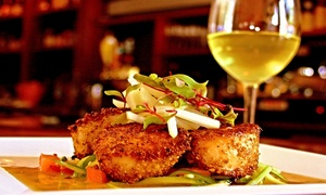 Signature Grill & Wine Bar Ltd: Two-Course Meal for Up to Six at Signature Grill & Wine Bar (Up to 59% Off)