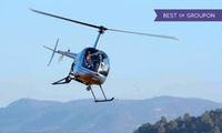 Choice of Helicopter Tours for One or Two with Phoenix Helicopter Academy (Up to 41% Off)