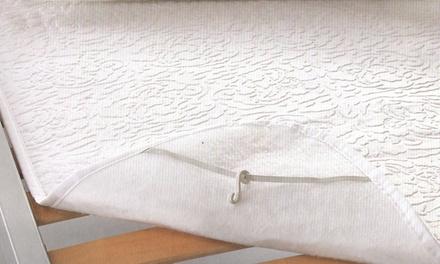 Coprirete Alba con elastici e ganci, Made in Italy e disponibile in 3 misure