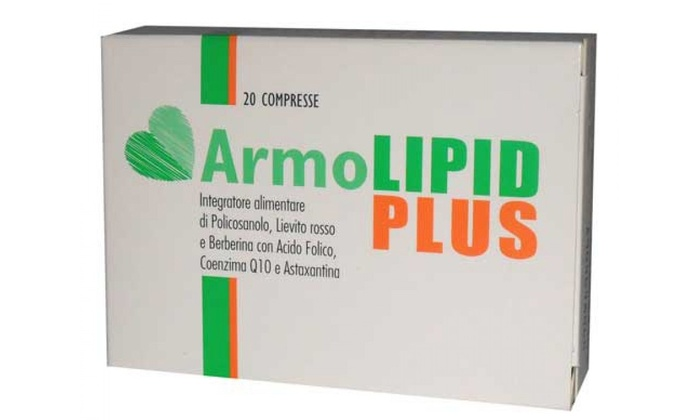 Integratore alimentare ArmoLIPID Plus