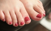 Laser Nail Fungus Treatment - One Foot or Hand ($75) or Both Feet or Hands ($99) at The Laser Clinic (Up to $200 Value)